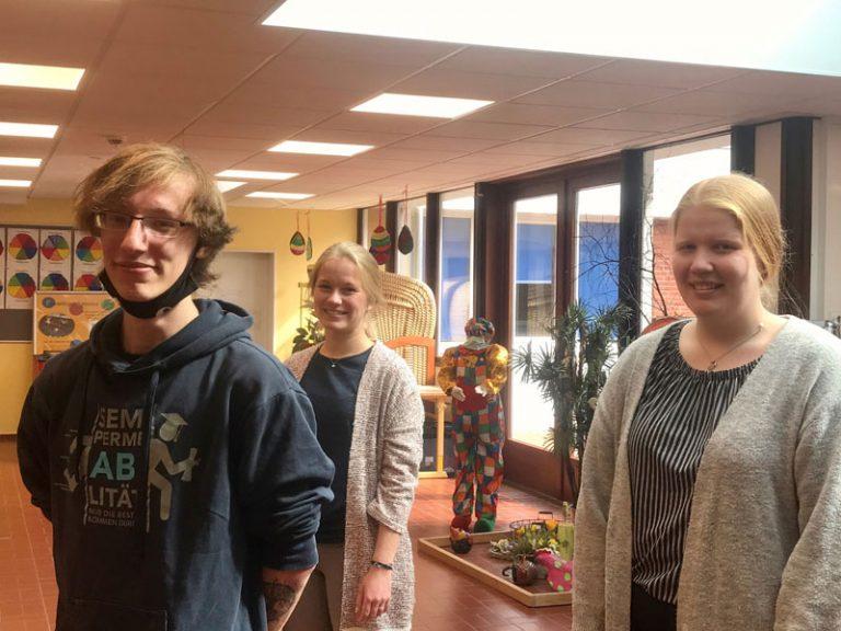 Astrid-Lindgren-Schule in Meldorf hat noch freie Stellen für das Freiwillige Soziale Jahr (FSJ)