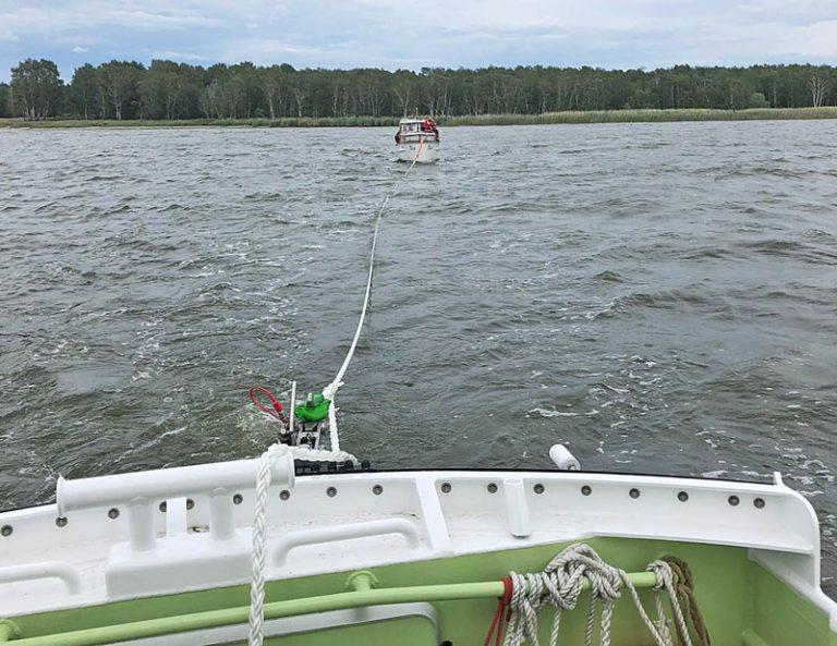 Ostsee: Seenotretter befreien drei Wassersportler aus Gefahr
