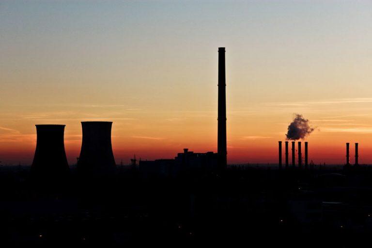 Auswirkungen von Covid auf die Luftverschmutzung in der EU