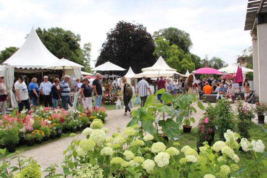 Die LebensArt gastiert vom 14. bis 16. August 2020 im Schlosspark Putbus