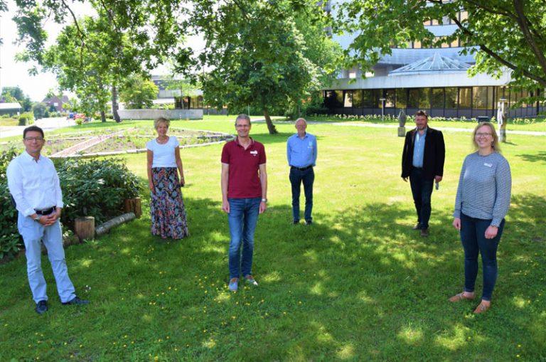 Zehn Schulen freuen sich über Umweltpreis des Kreises Dithmarschen