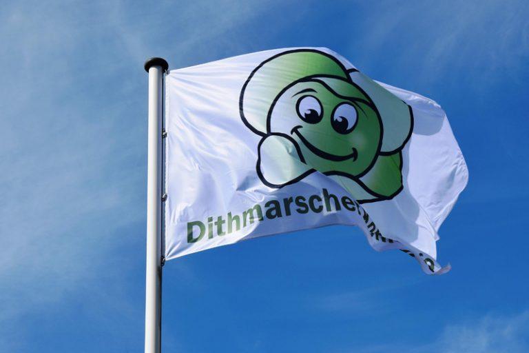 34. Dithmarscher Kohltage: Fahne hissen, Vorfreude wecken