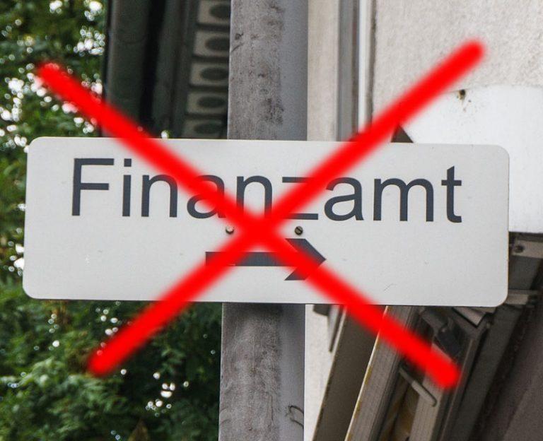Schleswig-Holsteinische Finanzämter schließen erneut für den allgemeinen Publikumsverkehr
