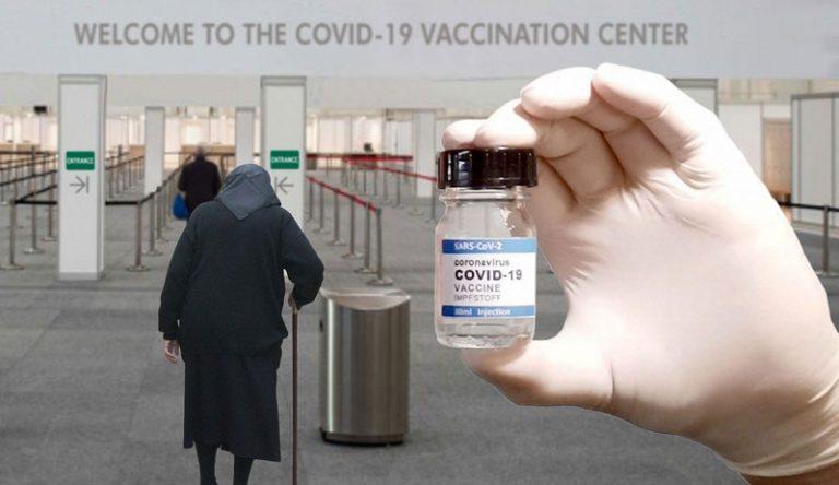 Impfzentren: Angepasstes Buchungssystem für über 88jährige