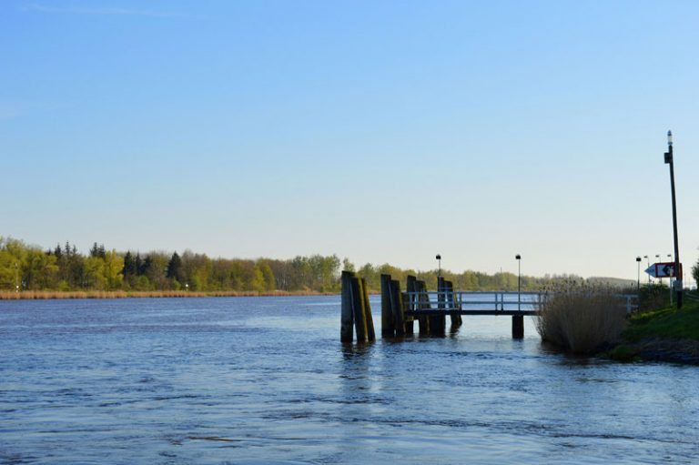 Havarie im Nord-Ostsee-Kanal