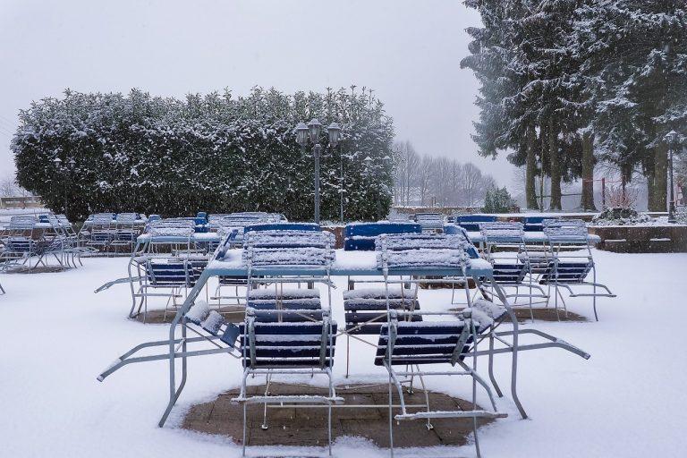 Zieht euch warm an: Außengastronomie in Schleswig-Holstein kann ab 12. April öffnen