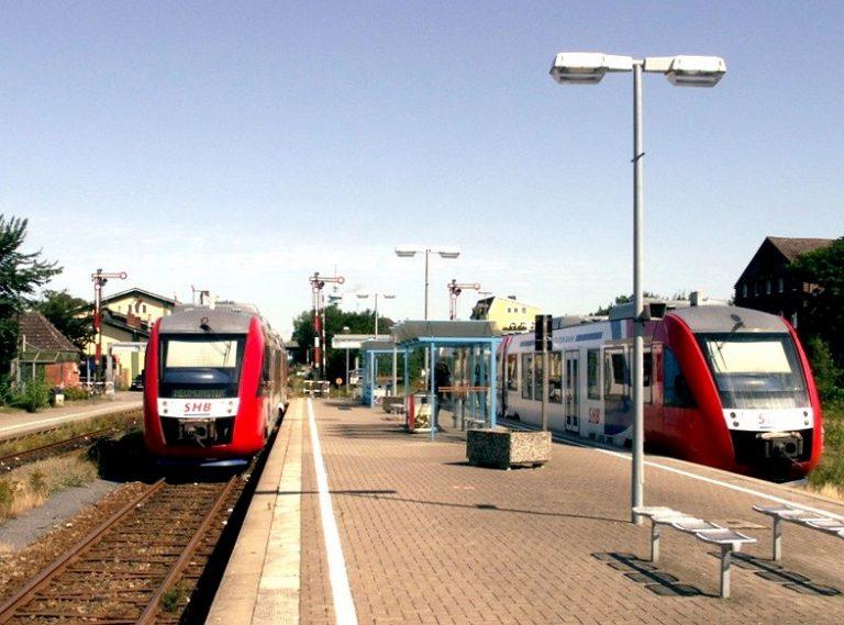Heider Bahnhofsumfeld wird mit Städtebauförderungsmitteln deutlich aufgewertet – Innenministerium gibt rund eine Million Euro Fördermittel frei