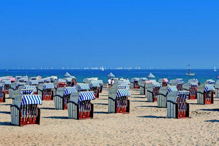 Ferienhausurlaub in Deutschland an der Ostsee