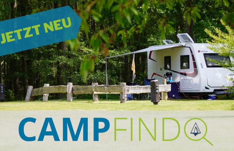 Campfindo listet freie Campingplätze in Mecklenburg-Vorpommern