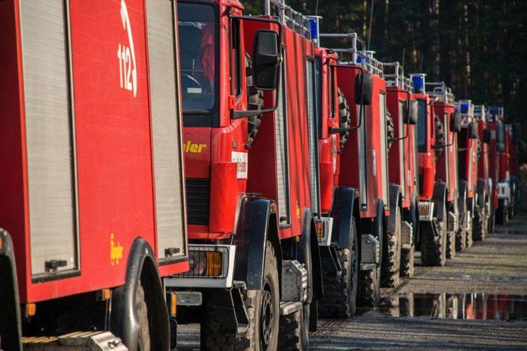 600 Helfer und 200 Fahrzeuge aus Schleswig-Holstein auf dem Wege ins Katastrophengebiet