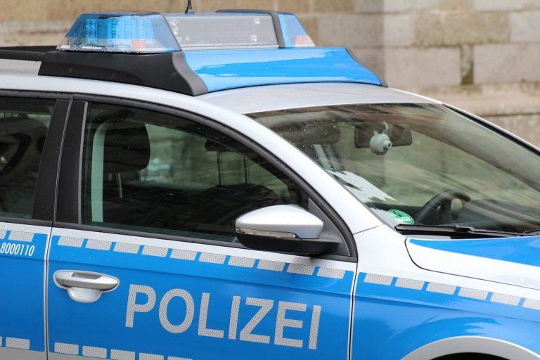 Einheit der Polizei Schleswig-Holstein macht sich auf den Weg Richtung Katastrophengebiet